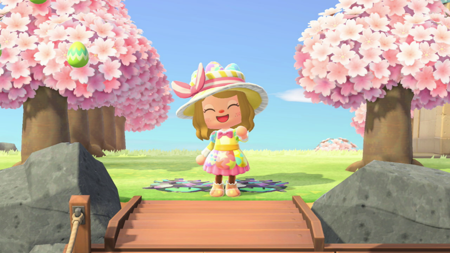 Hi I'm Star, I'm from Germany. This is my first Animal Crossing Game and so far I like it very much....