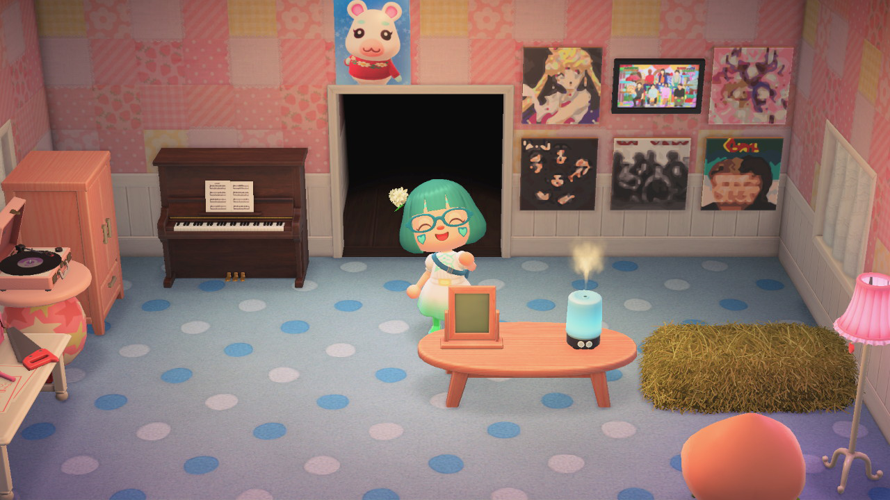 Hey there! I'm new here here! My name is Tiffany and I've been playing AC since day one of New Leaf....