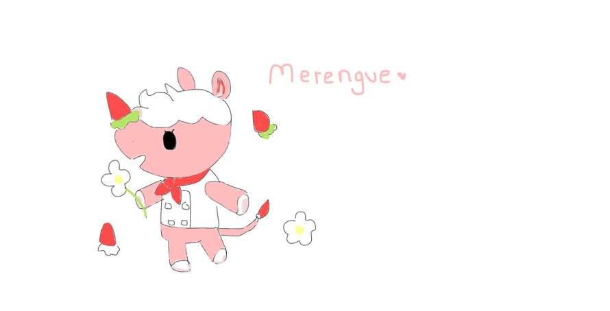 I drew Mereunge <3 I know this is really ugly, but um...yeah ; ; Im an okay Artist, I guess  All art...